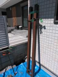 アルミ角柱建て 10
